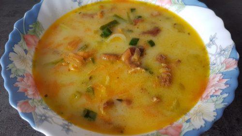 Voveraičių sriuba