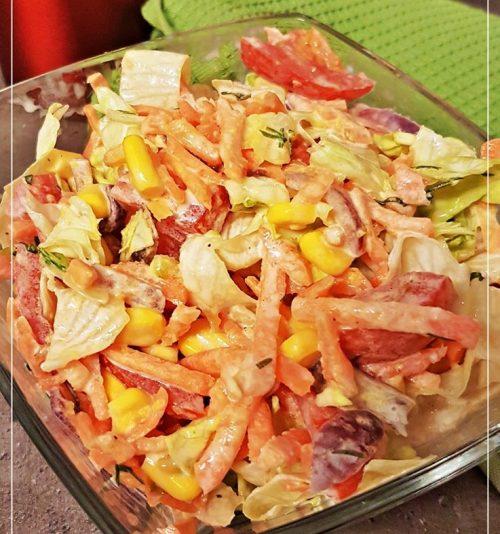 Morku salotos
